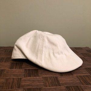 Men's Beige Hat In Size L-XL